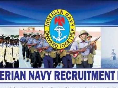 Did Nigeria Navy Release Recruitment List For 2021?