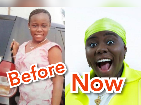 Checkout How Teni Body Size Has Transformed Since The Death Of Her Father Who Was Murdered By Gunmen