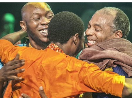 Meet Omorinmade Anikulapo, Fela Kuti's Grandson Who is Also A Musican [Photos]