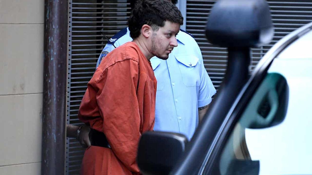 Mert Ney jailed for at least 33 years over 'brutal' stabbing murder of Michaela Dunn in Sydney