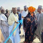 Meet Dr Zainab Gimba, Member Representing Bama/Ngala/Kala Balge Federal Constituency, Borno State