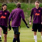 Manchester United Fans Delighted on The Return Of Long Term Injured Defender, Trained Today