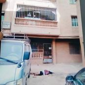 Man Allegedly Pushes His Girlfriend From A Five Storey Building In Awada