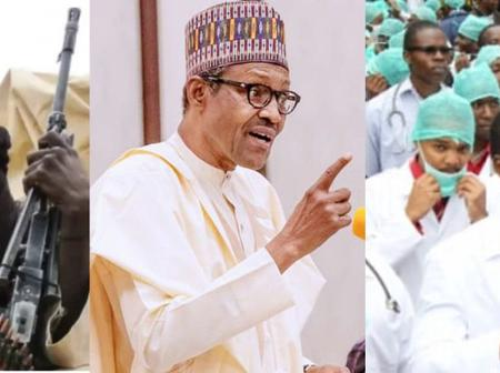 Today's Headlines: Buhari Sends Strong Message To Niger Republic, Ex Nigerian Beauty Queen Shot Dead