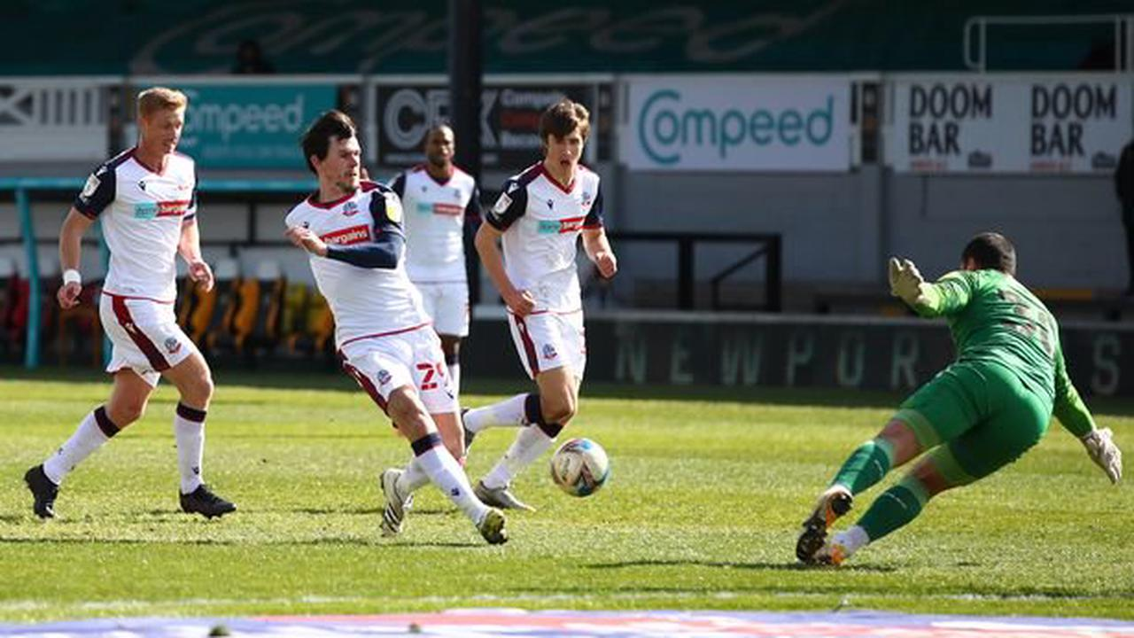 'No man was more devastated' - Bolton Wanderers' Kieran Lee backed to find scoring touch