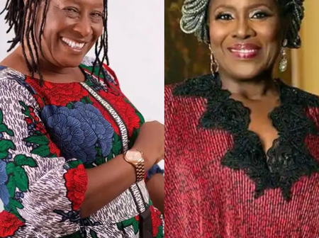 Veteran Actress Patience Ozokwo Celebrates Her Colleague's Birthday Today In Style (Photos)