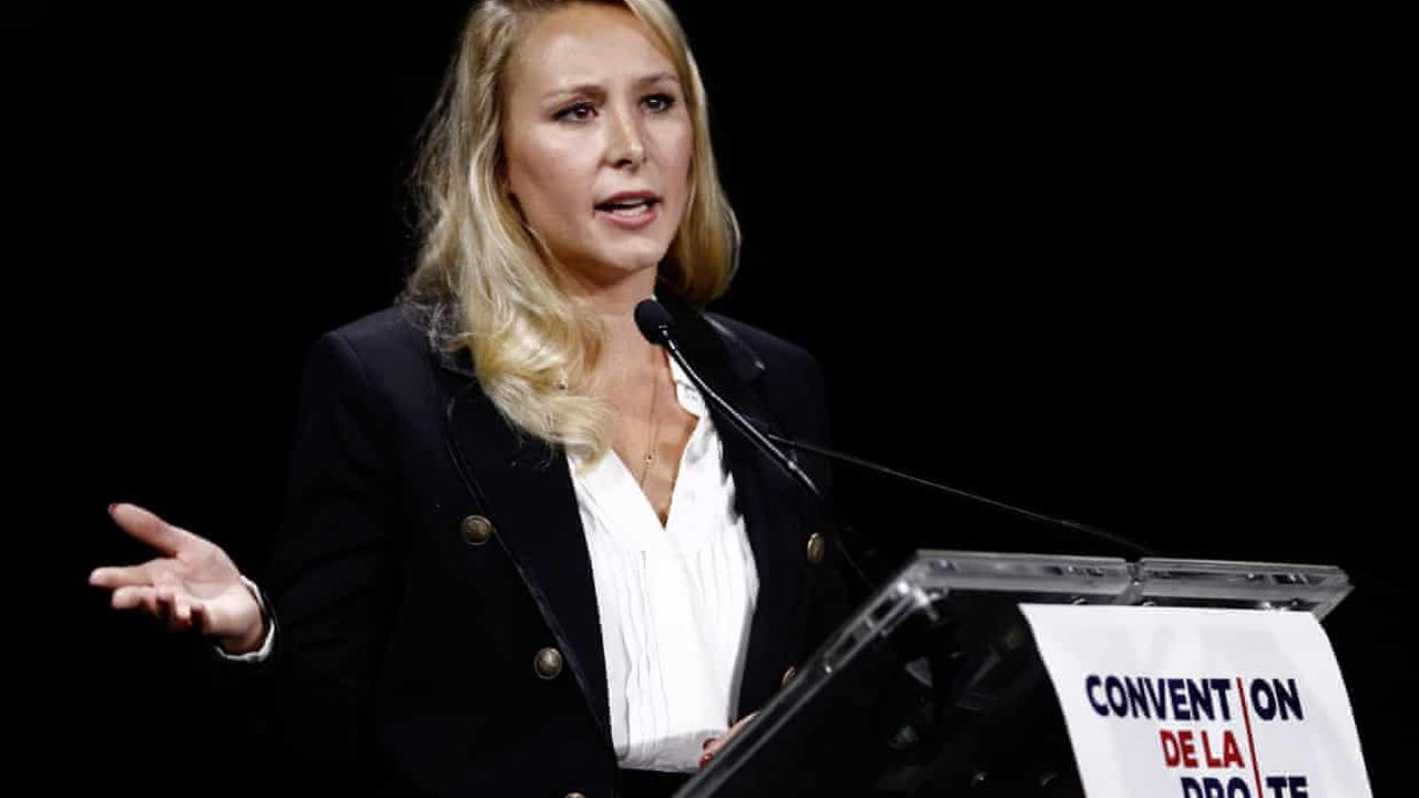 Macron under scrutiny after adviser's lunch with niece of Le Pen