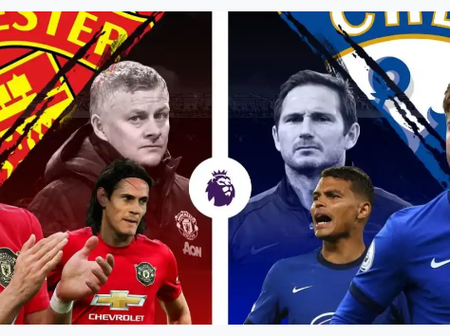 League Matches: 8 Predictions, Chelsea To Win Manchester United