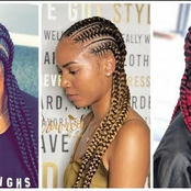 20 PHOTOS: Side Cornrow Hairstyles For Special Look - Cornrow Braids