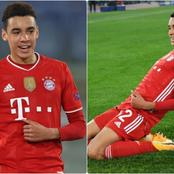 4 Things You Should Know About The Young Nigerian Who Scored For Bayern Munich Against Lazio.