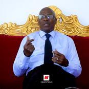 Aboh Faustin (député de Sikensi) : « j'ai eu ma maison saccagée par 800 jeunes instrumentalisés »