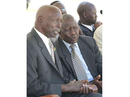 Condolences William Ruto Sent To Former Government Official