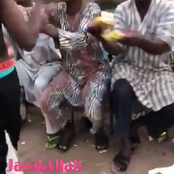 See what these hoodlums were caught doing on camera that got people praising them (video)