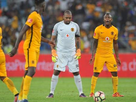 Shuaib Walters : We need another Khune.