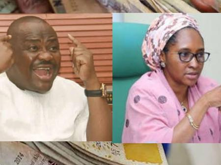 COVID 19: Rivers misses out as FG disburses N66.5bn to states.
