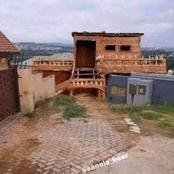 Haibo! Mashabela Galane replaced the demolished house already