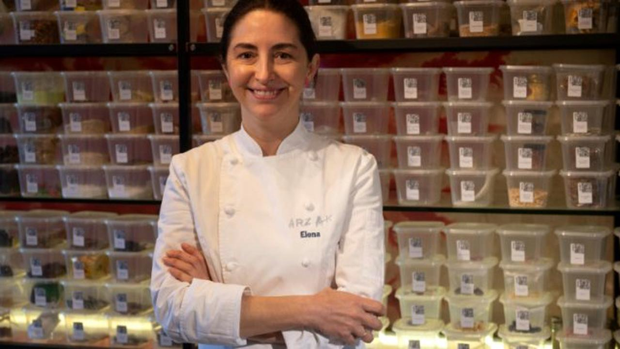 Gastronomie : L'innovation au service du goût, Elena Arzak, triple étoilée espagnole