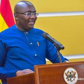 NDC Lawyer Mockingly Congratulations Bawumia, As Ghana is Downgraded To Lower Income Status by IMF.