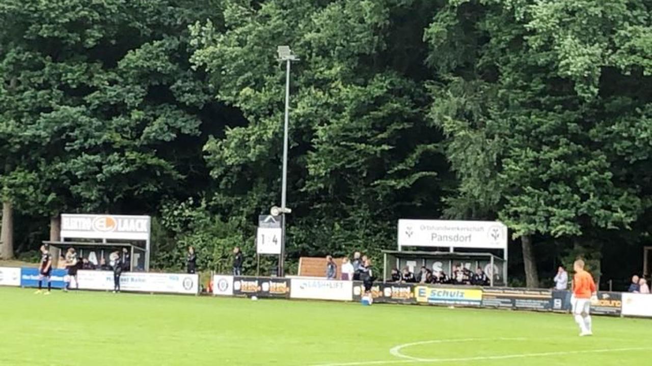 Verantwortliche des VfB Lübeck und TSV Pansdorf können sich arrangieren mit Testkick › HL-SPORTS