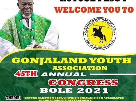 Gonja youth 45th annual congress