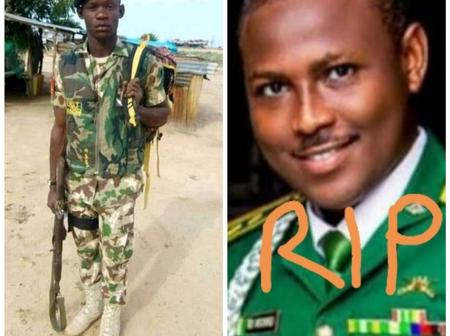 Mixed Reactions As Soldier Who Shot His Superior To Death Is Sentenced To Death By Firing Squad