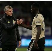 Mixed reactions as Manchester United fans blast their coach for replacing Maguire with Tuanzebe
