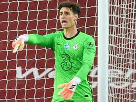 Chelsea are ready to loan Arrizabalega Kepa in January