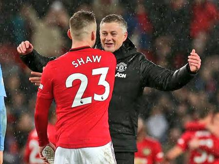 Check out Manchester United record no other EPL team have since Ole Gunnar Solskjaer took charge