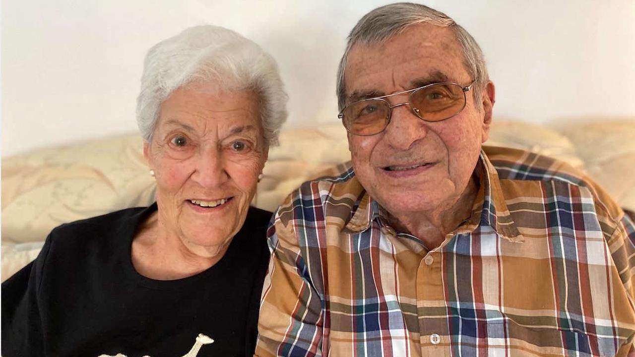 Sun City Center couple married 75 years share the secret to their success