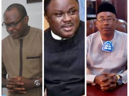 BREAKING: Executive Chairman of IRS, Cross River State has been suspended