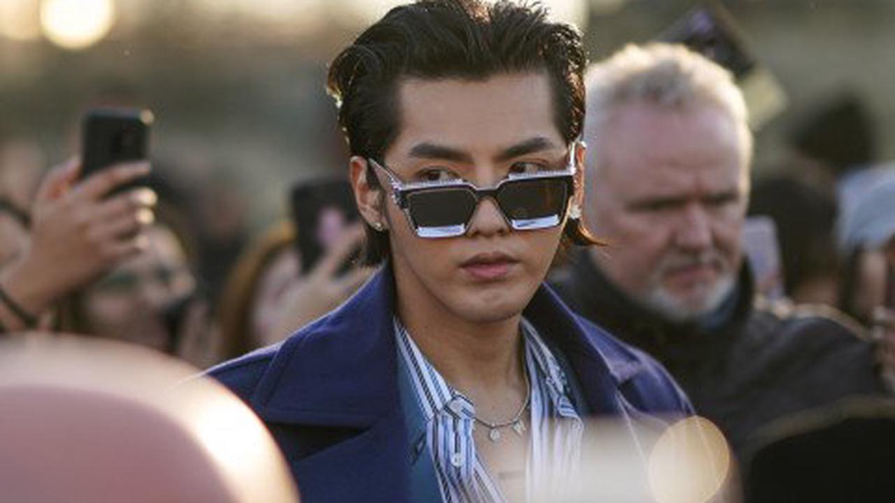 Former Exo singer Kris Wu detained in China over rape allegation