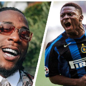 Fans Attack Burna Boy For Allegedly Disrespecting Obafemi Martins