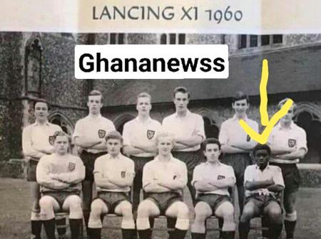Did you know Akufo-Addo was once a footballer? - See pictures of him and his team