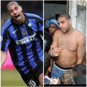 From Grace to Grass: meet a one-time football star, Adriano, whose career went down