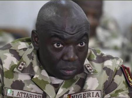 The Nigerian Army Sends A Strong Message To Benue Residents, After 11 Soldiers Were Killed.