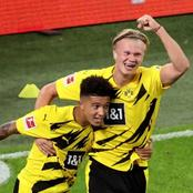 Manchester United target, Jadon Sancho has new price tag ahead of the transfer window