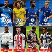 Chelsea players out on loan. Which of them would you like to be brought back?
