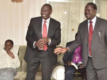 Moses Kuria's Two Reasons on Why Kenyans Should Expect a Raila-Ruto Coalition