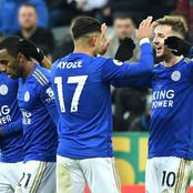 Leicester In trouble ahead of Arsenal clash as key players injured!