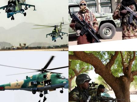 Days After NAF Alpha Jet Went Missing, Nigerian Troop Reacted By Eliminating Top ISWAP Commanders