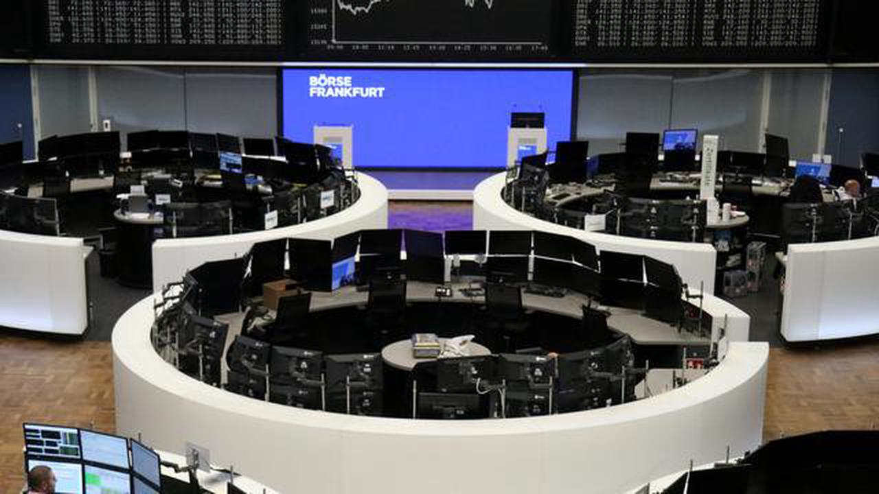 European stocks end at record high on strong German data, earnings