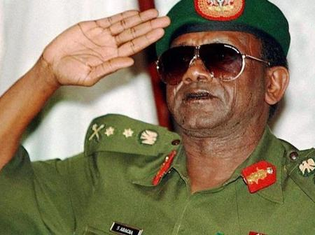 Top 7 Achievements Of General Sani Abacha That History Will Never Forget