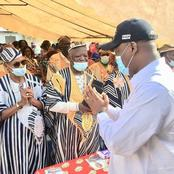 Législative / M. Touré aux wê ''ceux qui viennent faire la campagne de division ne les écoutez pas