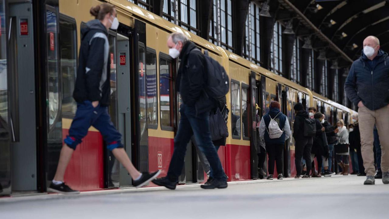 Verspätungen im S-Bahn-Verkehr nach Signalstörung