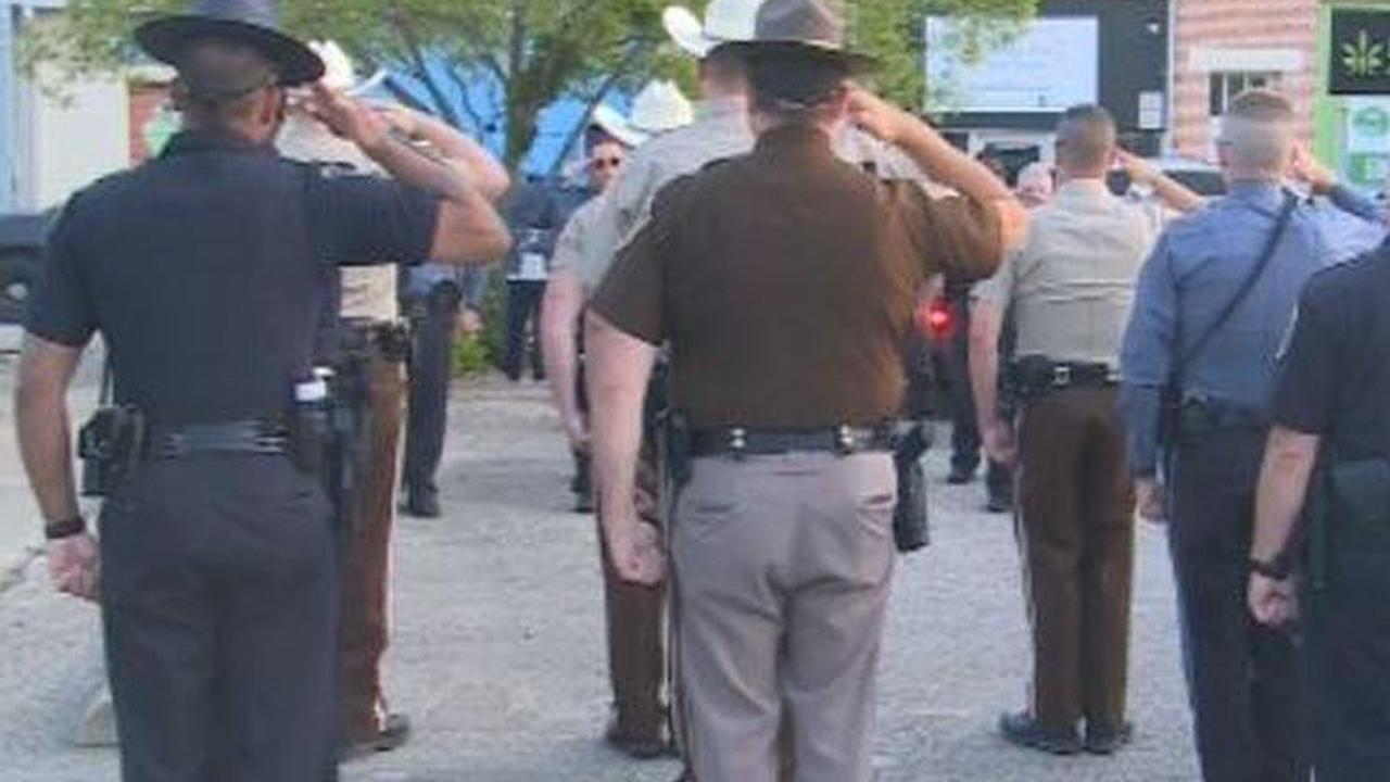 Durant Police Department ceremony honors fallen Bryan Co. law enforcement officers