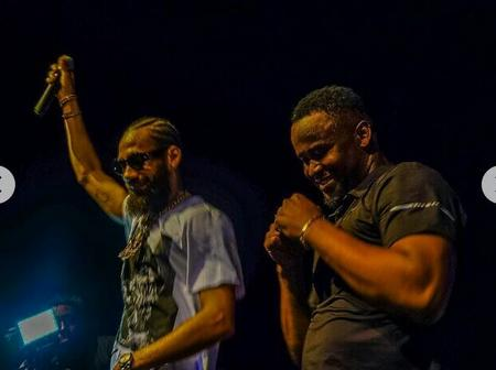 Zubby Michael Joins Phyno Fino On Stage As They Perform Their Hit Song 'Doings' (video)