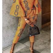 Top 10 Naija Jumpsuits For Ladies And Married Women