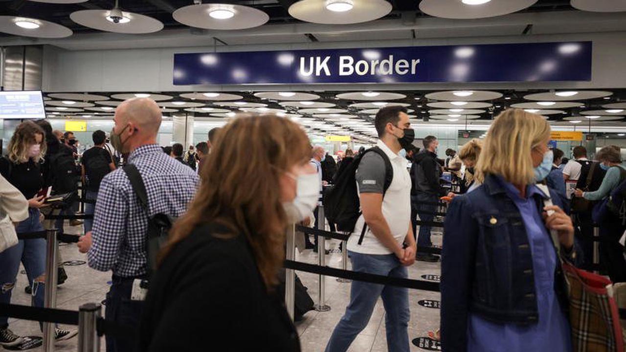 """Le Royaume-Uni dit enfin """"welcome"""" aux double vaccinés européens (sauf les Français)"""