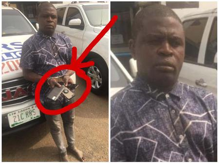 I Have Stolen 240 Phones From Commuters In 14 Months - Young Man Confessed