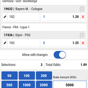 Saturday Three (3) Special Matches To Bank on and Earn Huge Cash